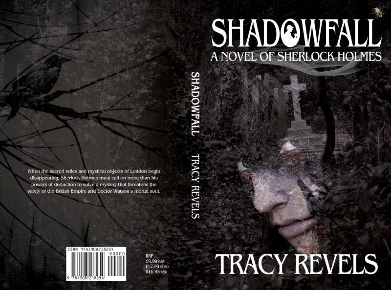 The cover actually includes a few 'clues' to the story. Check out the