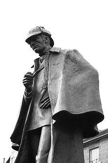 220px-Statue_of_Sherlock_Holmes_in_Edinburgh